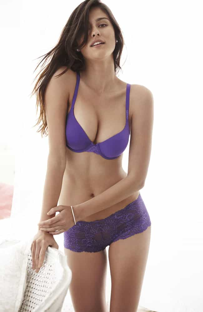 f010454fe Katarina Ivanovska in Violet is listed (or ranked) 1 on the list Hottest  Katarina