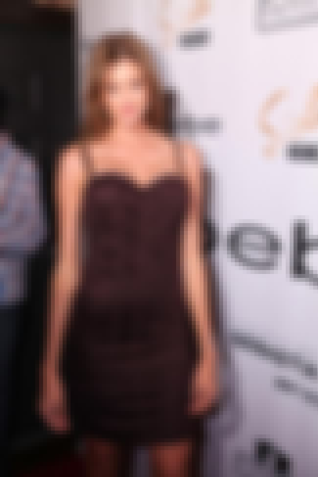 Kylie Bisutti in a Brown Dress is listed (or ranked) 4 on the list Hottest Kylie Bisutti Photos