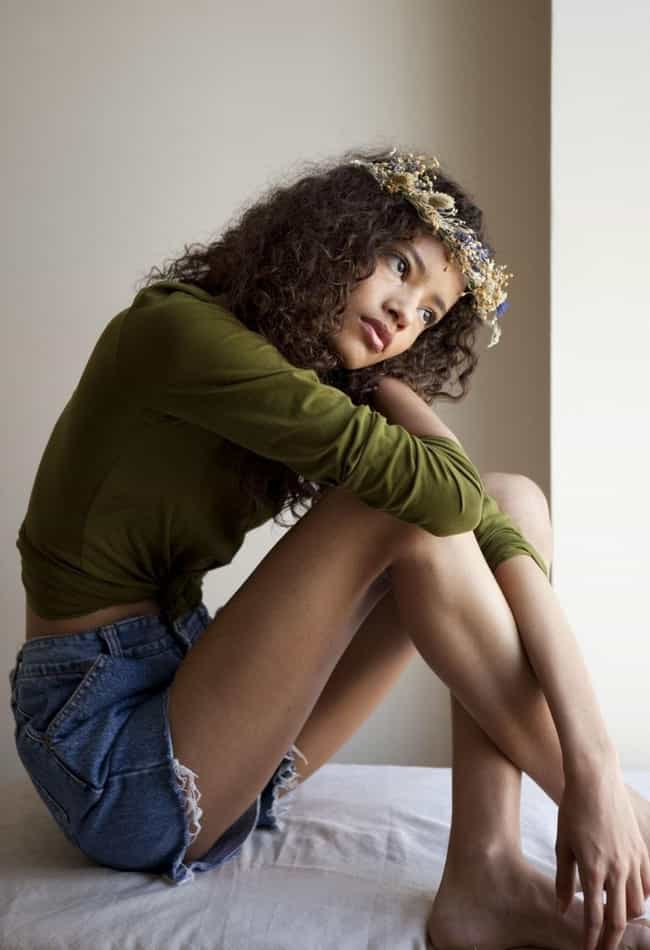 Malaika Firth in High Waist De... is listed (or ranked) 1 on the list Hottest Malaika Firth Photos