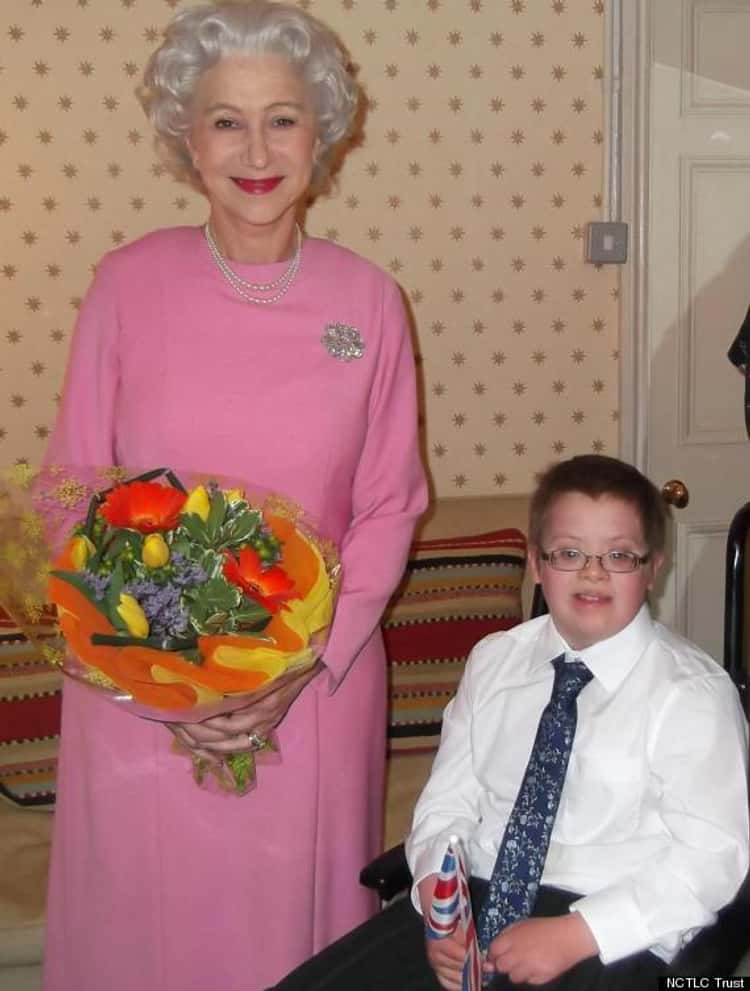 Oliver Wished to Have Tea and Crumpets with Queen Elizabeth