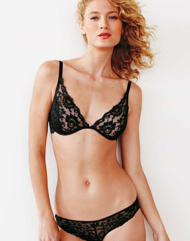 Michelle Buswell in Black Lace is listed (or ranked) 2 on the list Hottest Michelle Buswell Photos