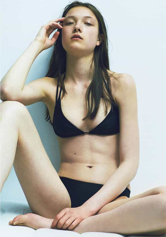 Yumi Lambert in Black is listed (or ranked) 1 on the list Hottest Yumi Lambert Photos
