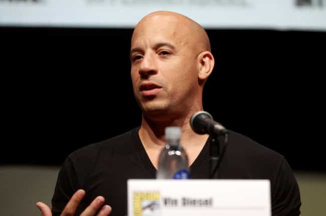 Vin Diesel Recorded His ... is listed (or ranked) 2 on the list 50+ Things You Didn't Know About Guardians of the Galaxy