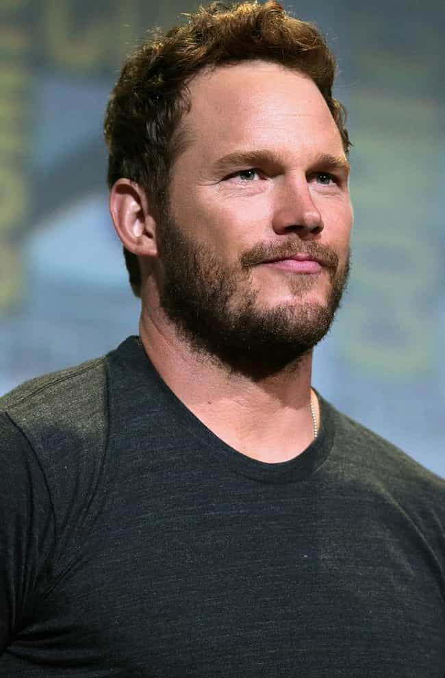 Chris Pratt Got the Role... is listed (or ranked) 1 on the list 50+ Things You Didn't Know About Guardians of the Galaxy