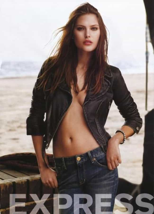 Catherine McNeil in a Black Ja... is listed (or ranked) 2 on the list Hottest Catherine McNeil Photos