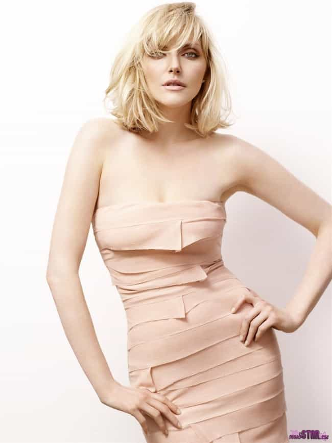 Sophie Dahl in a Peach Fitted ... is listed (or ranked) 7 on the list Hottest Sophie Dahl Photos