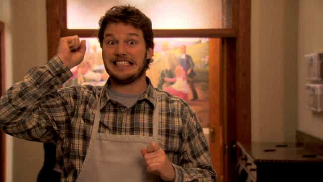 Andy Dwyer Was Supposed to Be ... is listed (or ranked) 3 on the list 21 Things You Didn't Know About Parks and Recreation
