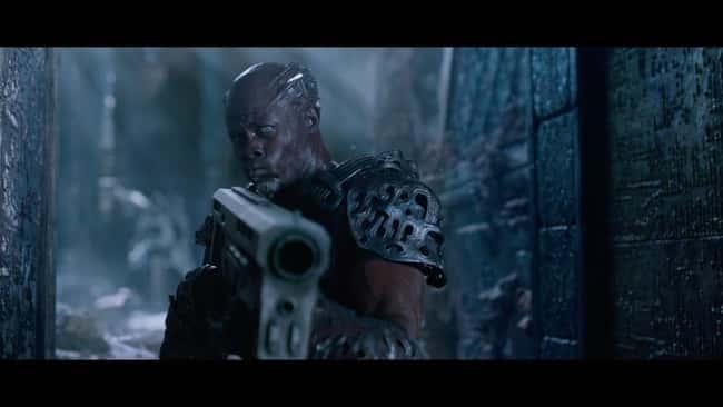 Djimon Hounsou a.k.a Korath