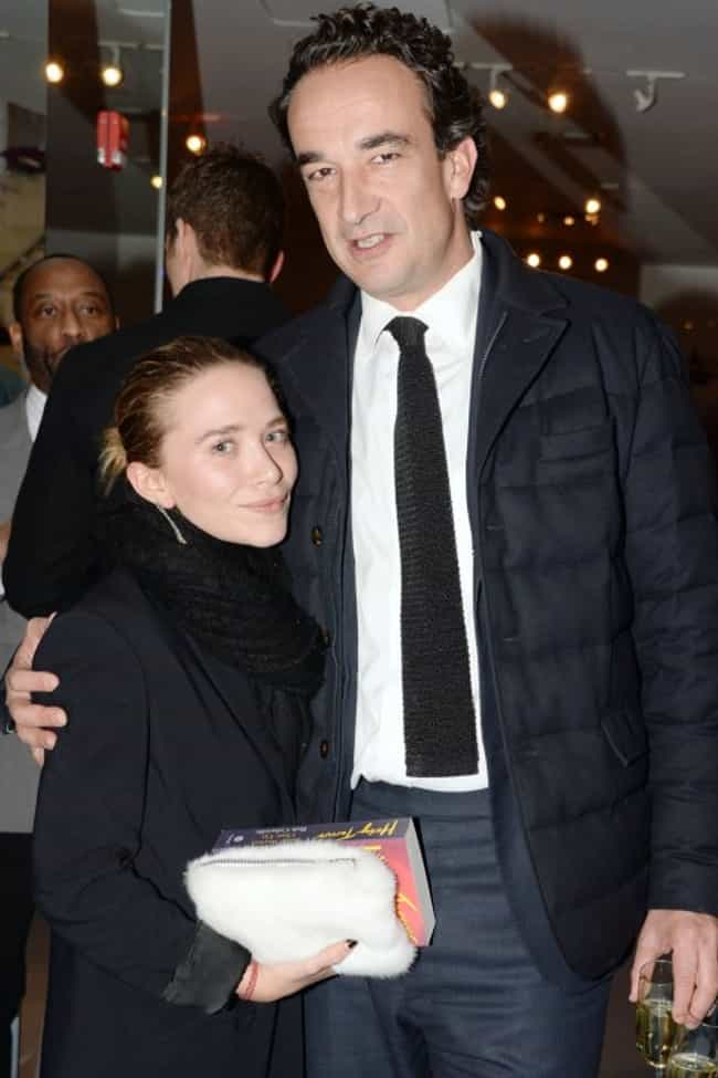 Mary-Kate Olsen and Olivier Sa... is listed (or ranked) 4 on the list The Oddest Celebrity Duos of 2014