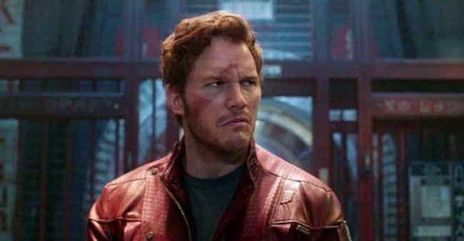 Pratt Wasn't Shy About Bas... is listed (or ranked) 3 on the list 50+ Things You Didn't Know About Guardians of the Galaxy