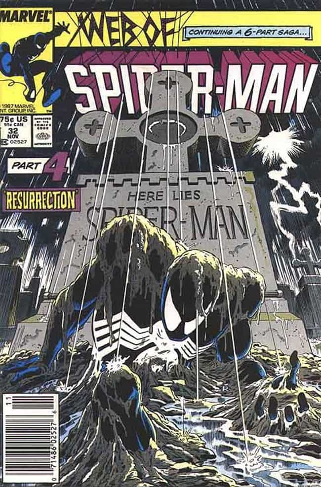 Kraven's Last Hunt is listed (or ranked) 1 on the list The Greatest Spider-Man Storylines in Comics