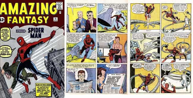 The Original Origin is listed (or ranked) 3 on the list The Greatest Spider-Man Storylines in Comics