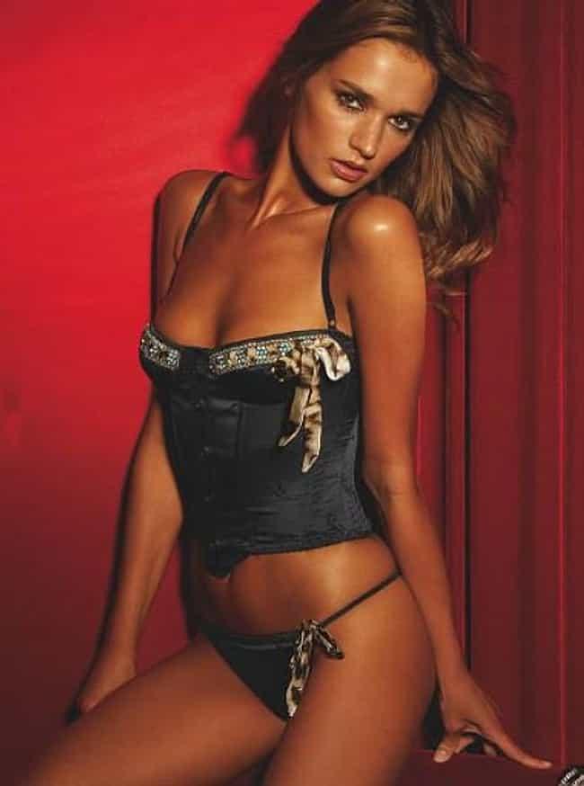 Tatiana Kovylina in a Silk Cor... is listed (or ranked) 2 on the list Hottest Tatiana Kovylina Photos