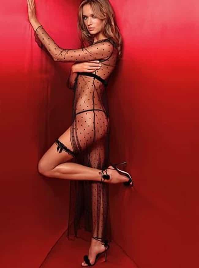 Tatiana Kovylina in a Black Ga... is listed (or ranked) 4 on the list Hottest Tatiana Kovylina Photos