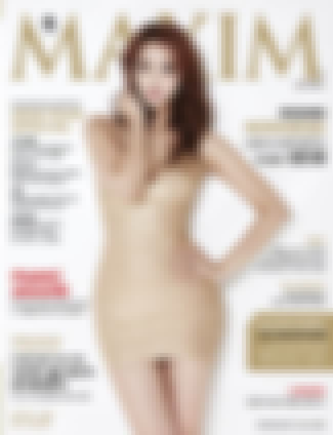 InYoung Jung is listed (or ranked) 4 on the list The Hottest Korean Maxim Cover Girls