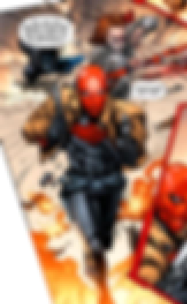 The Red Hood is listed (or ranked) 2 on the list The Greatest Versions of Robin