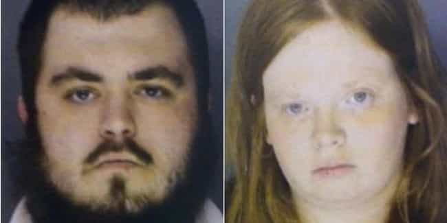 Pennsylvania Couple Has Sex Ne... is listed (or ranked) 1 on the list The Worst Parents of 2014