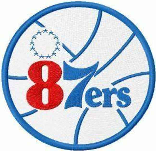 Delaware 87ers is listed (or ranked) 1 on the list All the Embarrassing NBA D-League Team Names