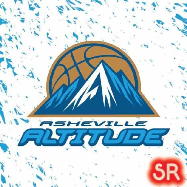 Asheville Altitude is listed (or ranked) 4 on the list All the Embarrassing NBA D-League Team Names