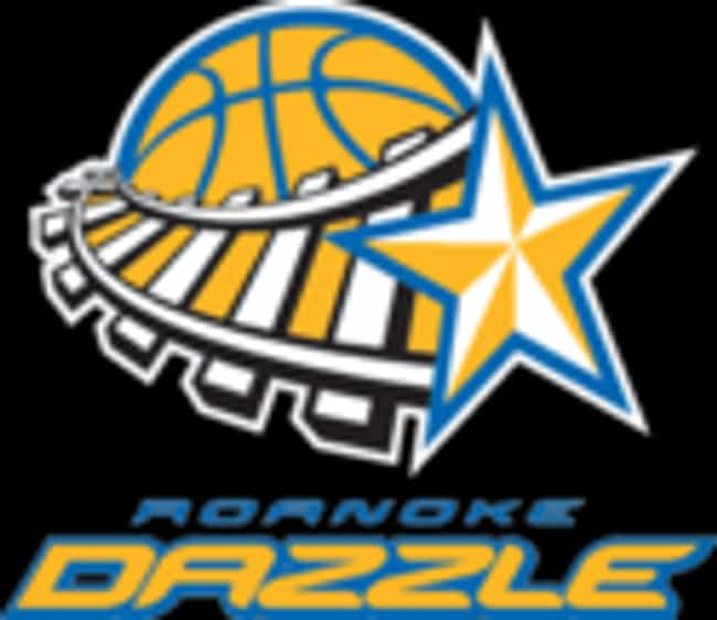 Roanoke Dazzle is listed (or ranked) 2 on the list All the Embarrassing NBA D-League Team Names