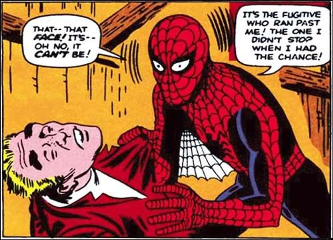 Spider-Man Then is listed (or ranked) 1 on the list Your Favorite Marvel Characters: Where Are They Now?