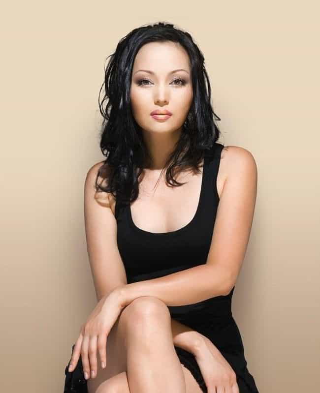 Bayan Esentaeva is listed (or ranked) 3 on the list The Top 10 Most Beautiful Kazakh Actresses
