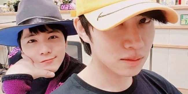 Hongki & Heechul is listed (or ranked) 2 on the list The Best Friends in K-pop