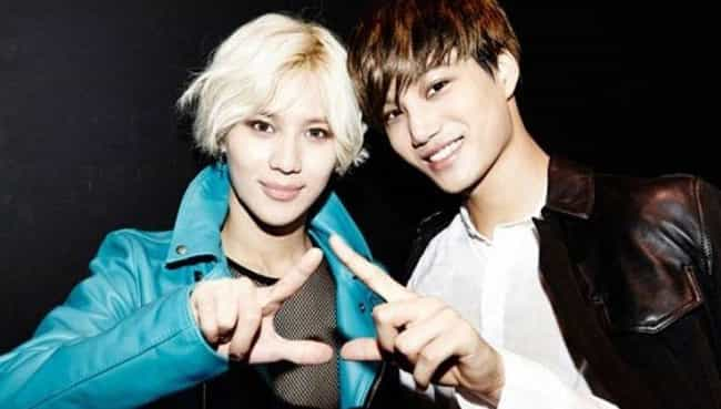 Kai & Taemin is listed (or ranked) 1 on the list The Best Friends in K-pop