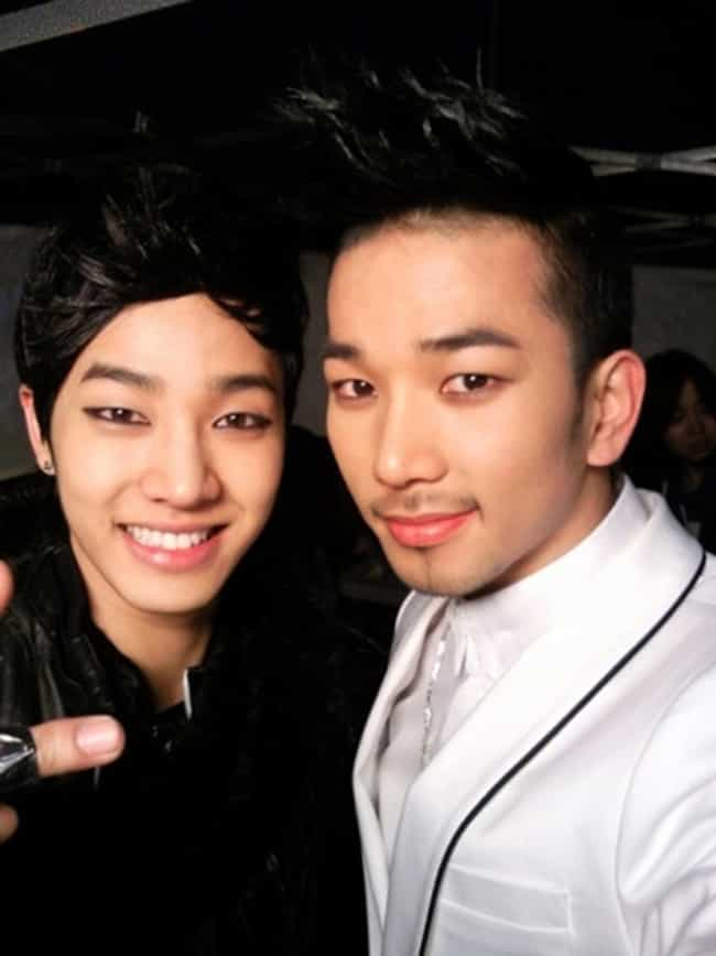 Gikwang & G.O is listed (or ranked) 3 on the list The Best Friends in K-pop