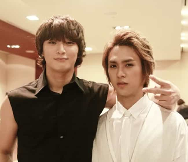 Jeong Jinwoon & Son Dongwoon is listed (or ranked) 3 on the list The Best Friends in K-pop