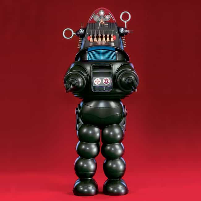 7 Foot Tall Robby The Ro... is listed (or ranked) 6 on the list The Most Expensive Christmas Gifts Money Can Buy