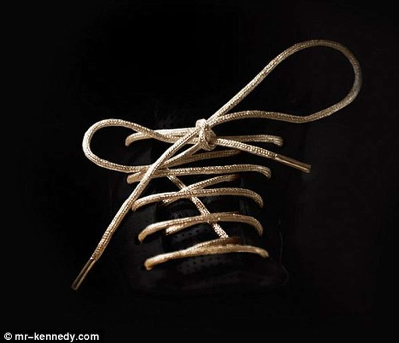 24 Karat Gold Shoelaces is listed (or ranked) 2 on the list The Most Expensive Christmas Gifts Money Can Buy