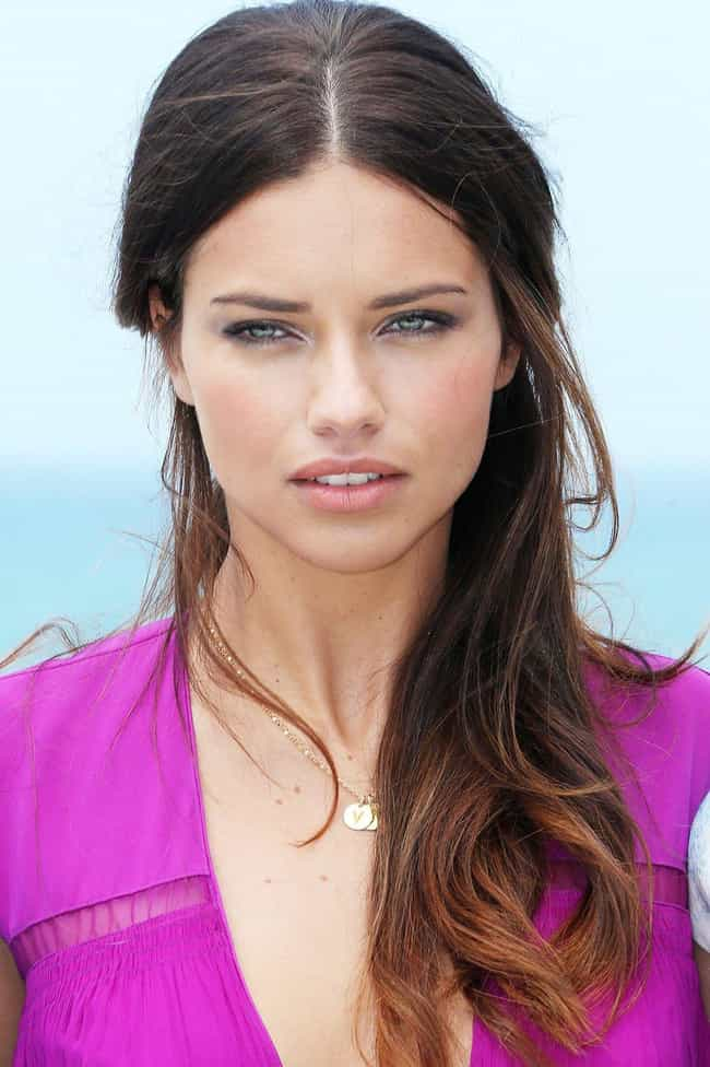 Adriana Lima Hot is listed (or ranked) 3 on the list The 40 Ugliest Photos of (Usually Hot) Famous Chicks