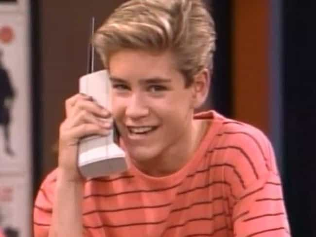 Zack Morris is listed (or ranked) 1 on the list The Cast Of Saved By The Bell: Where Are They Now?