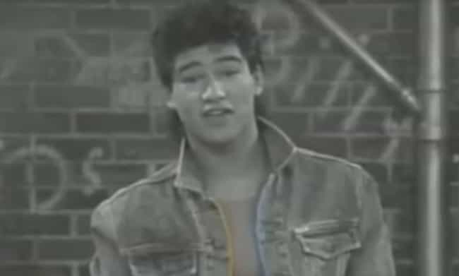 A.C. Slater is listed (or ranked) 3 on the list The Cast Of Saved By The Bell: Where Are They Now?
