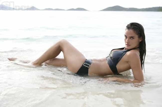 Melissa Baker in a Black Bikin... is listed (or ranked) 2 on the list Hottest Melissa Baker Photos