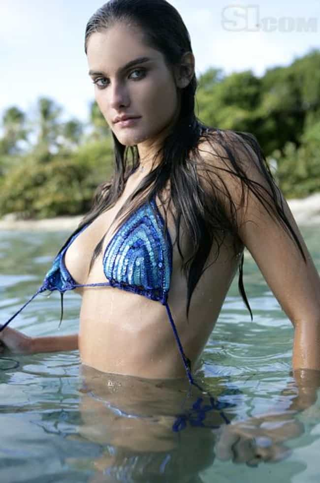 Melissa Baker in a Blue Bikini is listed (or ranked) 4 on the list Hottest Melissa Baker Photos
