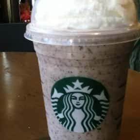 Cookies & Cream Frappuccino is listed (or ranked) 1 on the list Starbucks Secret Menu Items