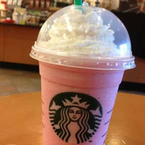 Cotton Candy Frappuccino is listed (or ranked) 5 on the list Starbucks Secret Menu Items