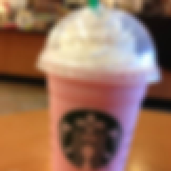 Cotton Candy Frappuccino is listed (or ranked) 4 on the list Starbucks Secret Menu Items