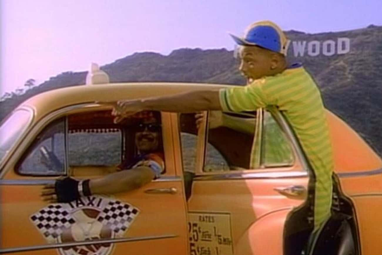 Quincy Jones Plays the Cab Dri is listed (or ranked) 1 on the list 18 Things You Didn't Know About The Fresh Prince of Bel-Air