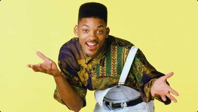 Will Smith Agreed to Sta... is listed (or ranked) 4 on the list 18 Things You Didn't Know About The Fresh Prince of Bel-Air