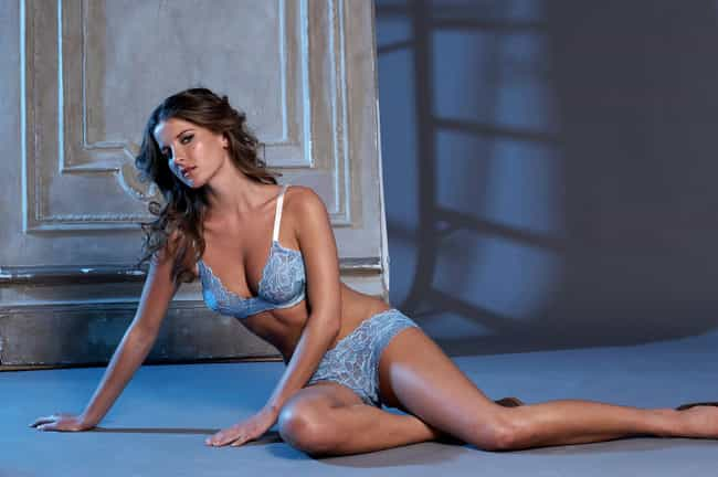 Nicola Mar in Blue Lingerie is listed (or ranked) 1 on the list Hottest Nicola Mar Photos