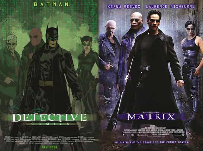 Detective Comics #40 is listed (or ranked) 2 on the list The Best Movie Poster Inspired DC Comics Variant Covers