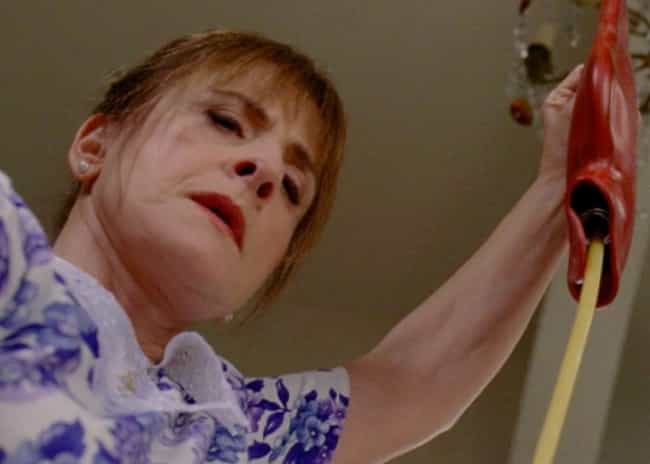 Bleach Does Not Go in That Hol... is listed (or ranked) 6 on the list American Horror Story's Most WTF Insane Moments