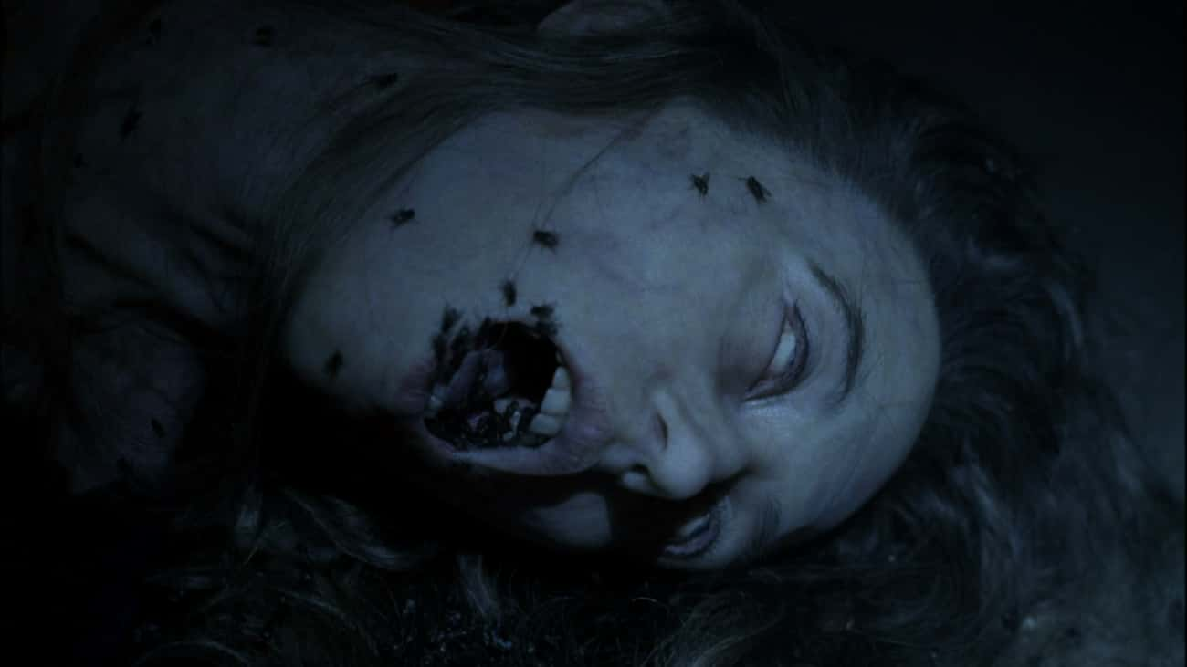 Violet Makes a Somewhat Shocki is listed (or ranked) 1 on the list American Horror Story's Most WTF Insane Moments