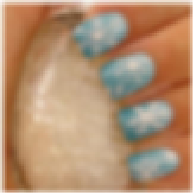 Winter Wonder-nails is listed (or ranked) 1 on the list 34 Festive Nail Art Designs to Get You in the Holiday Spirit