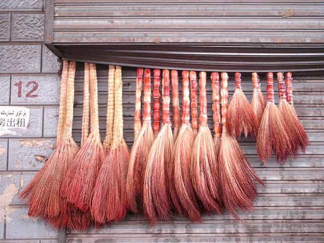 Norway: Hiding All the Brooms is listed (or ranked) 4 on the list The Weirdest Christmas Traditions Around the World