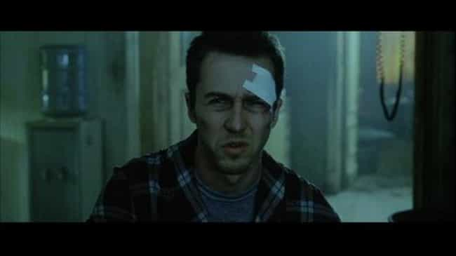 There Are Tons of Hints ... is listed (or ranked) 2 on the list 20 Surprising Facts You Didn't Know About Fight Club