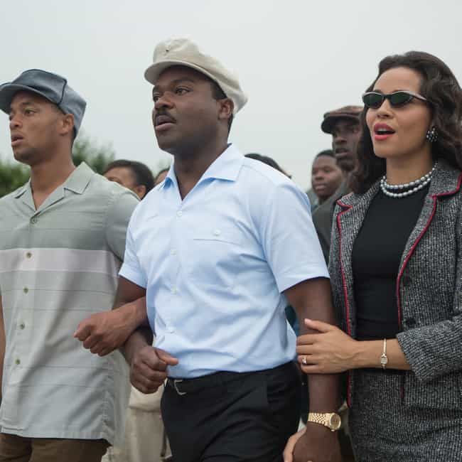 I Just Couldn't Stand By is listed (or ranked) 2 on the list Selma Movie Quotes